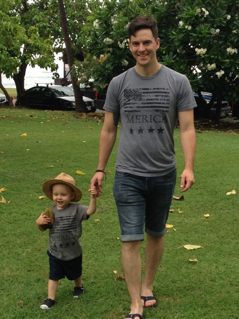 Happy matching in Maui!