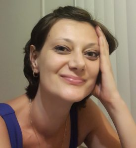 RIP, Sweet Andreea.